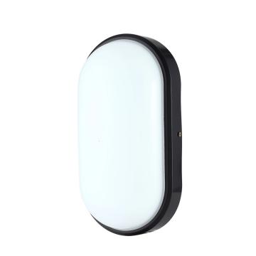 Les lumières LED ovales sont installées sur la partition PC