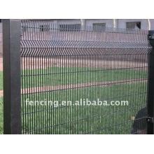358 hohe Sicherheit verschweißt verstärkt Zaun / Panel (Fabrik)