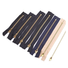 Factory Colorful #3 #5 #8 #10 C/E Auto Lock Metal Zippers Suppliers