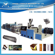 Good Reputation and Price for PVC Hollow Door Machine