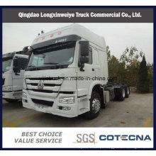 HOWO Prime Mover 6X4 420HP Caminhão Trator Preço Barato