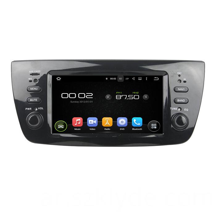 HD Screen Car stereo Player for DOBLO 2010
