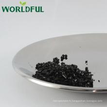 Acide humique colonnaire avec de l'acide humique d'engrais organique de haute qualité de Leonardite / Lignite