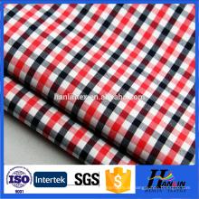Garn gefärbtes Hemd aus Stoff