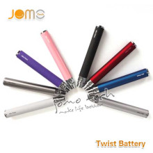 EGO Twist/Evod Twist Battery From Jomo Factory