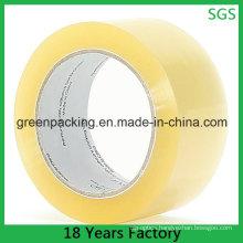 Greenpacking Transparent OPP Packaging Tape / Clear BOPP Packing Tape