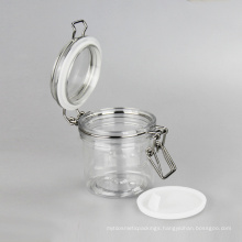 120ml Round Pet Kliner Candy Chocolate Cosmetic Jar (EF-J23R120)
