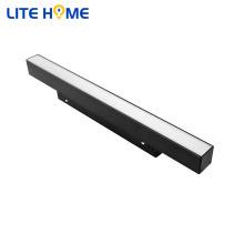 Magenetic 30w led linear pendant light fixtures