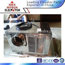 Ar condicionado com elevador de passageiros com fluido de refrigeração R410A