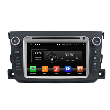 oem car multimedia per SMART 2011-2012