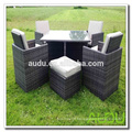 Audu 9 Pieces Outside Polyrattan Furniture Garden