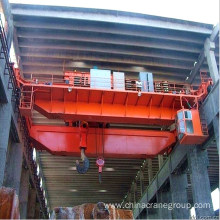 Double Girder Overhead Crane With Hook