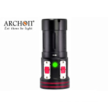 """50watts LED Torch for Gopro Camera Diving Equipment with 1"""" Ball Arm System"""