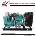 Country detroit diesel generator used diesel dynamo alternator 25kva 20kw cum engines