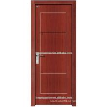 Madera entrada principal puerta de madera para el diseño de hotel r