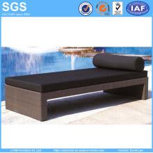 Rattan Beach Furniture Waterproof Outdoor Lounge Sofa