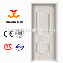 Estructura duradera puerta de acero interna de 45 mm