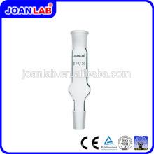 JOAN LAB Glassware Tubos de secagem, retos, com junta superior