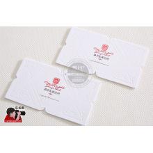 Тисненые Визитки, Пластиковые Визитные Карточки