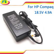 Cargador de adaptador / adaptador de CA para portátil reemplazo para ordenador portátil HP 18.5V 4.9A