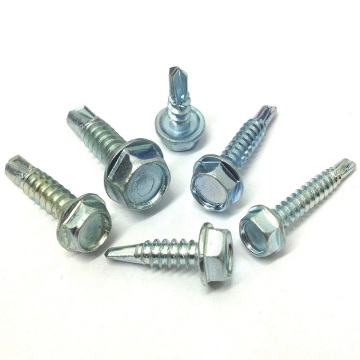 Skyplant Hex Washer Head Self Drilling Screw