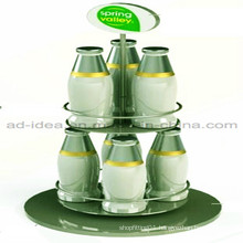 Counter Spinner/Wine Exhibition Stand/Advertising Stand for Wine