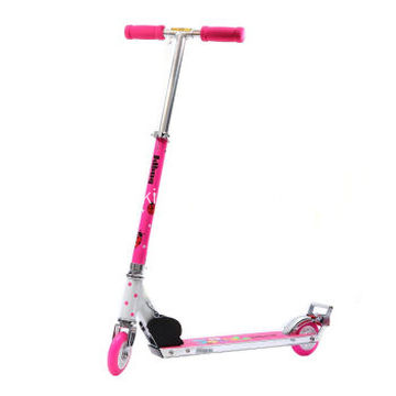 Pink Scooter Baby Scooter