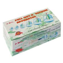 Magnetic Suction Vacuum Plastic Cupping (JK-011)