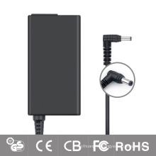 DC 19V 3.42A 65W 5.5X2.5mm Adaptador de corriente para Acer Asus Toshiba Laptop