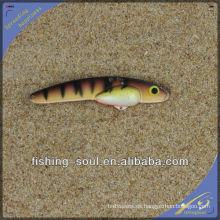 VBL015 9cm 3 señuelo de la vibración artificial hacer señuelo de la pesca de plástico