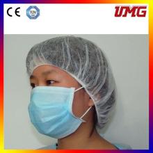 Máscara quirúrgica dental no tejida desechable