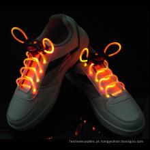 luz conduzida em laços de sapato