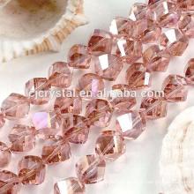 Yiwu Kristall Twist Perlen