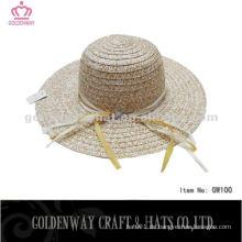 Neueste Damen floppy Hut Sommer Strand Sonne Hüte Großhandel