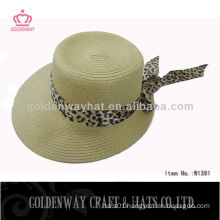 Womens Beach Hat With Ribbon 2013