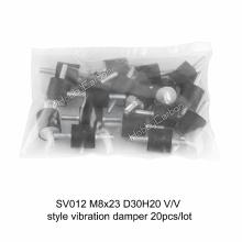Hohe Qualität M8 * 23 D30H20 V / V Silikon und Generator Schwingungsdämpfer für CUMMINS Motoren
