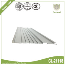 Aluminum Extrusion Guide Rub Rail Bottom Exterior Trim