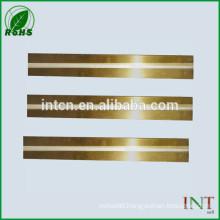 Electric material AgSnO2 onlay Cu strip