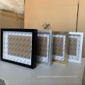 Полистирол материал фото картина подарочная рамка 3d на стене тень коробка