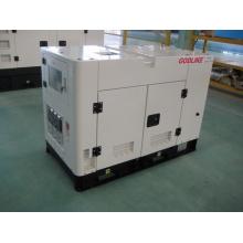 Бесшумный дизельный генератор 11-63kVA с китайским двигателем