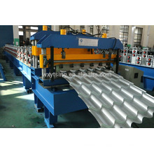 Hot Sale! PLC Control and Hydraulic Station/Passed CE and ISO/Full Automatic Metal Sheet Roof Tile Roll Forming Machine Price