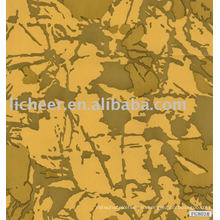 Гладкий виниловый настил / красочные напольные покрытия из ПВХ