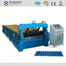 steel roof panel roll forming machine with ce certification