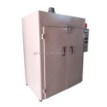 Máquina de cura de serigrafia e secador de forno de alta temperatura com prateleiras de secagem