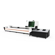 Découpeuse de laser de fibre du métal IPG de tuyau / tube 6m