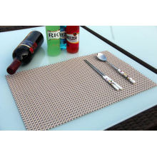 wood round placemats Made In China