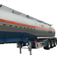 Tank Semi Trailer Oil Fuel Tank Trailer