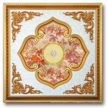 Décoration de plafond PS pour les villas élégantes et confortables