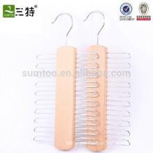 wood tie holder
