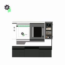 Hochpräzise CNC-System-Werkzeugmaschine
